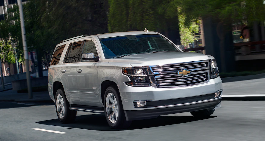45 The Best 2020 Chevy Suburban Z71 Price