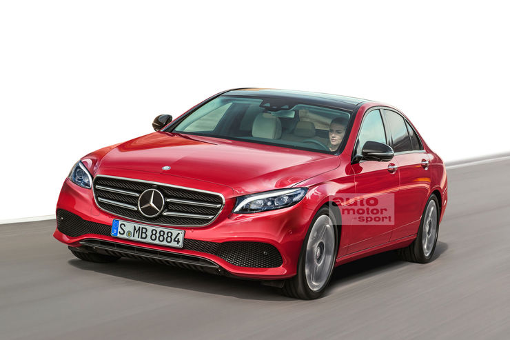 45 The Best 2020 Mercedes Benz C Class Redesign and Review