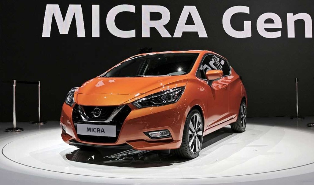 45 The Best 2020 Nissan Micra Release Date and Concept