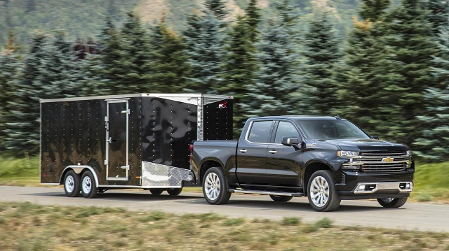 45 The Best 2020 Silverado 1500 Diesel Interior