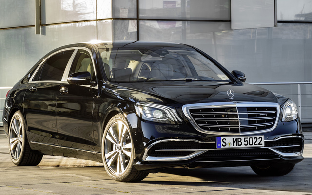 46 A 2019 Mercedes S Class Release Date and Concept