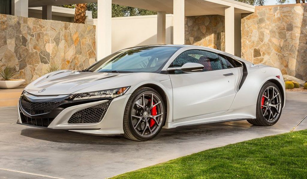46 A 2020 Acura NSX Pictures