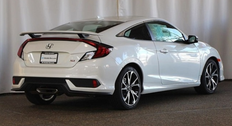 46 A 2020 Honda Civic Si Sedan Overview