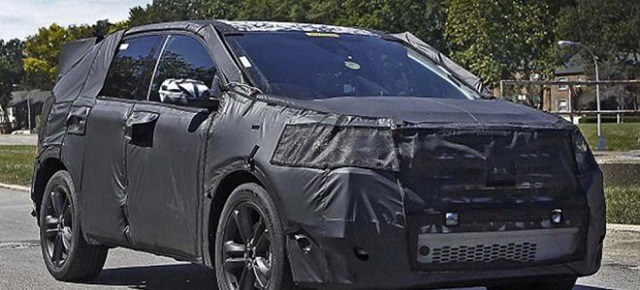 46 A 2020 Honda Pilot Spy Photos Rumors