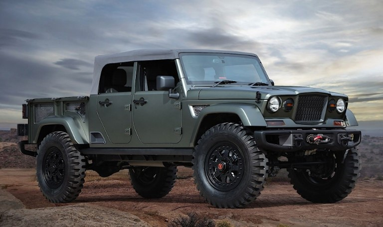 46 A 2020 Jeep Wrangler Unlimited Ratings