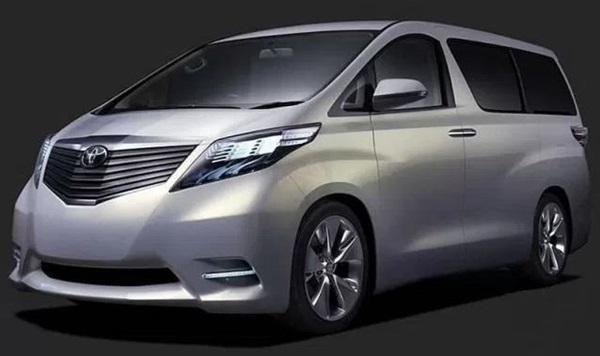 46 A 2020 Toyota Sienna Picture