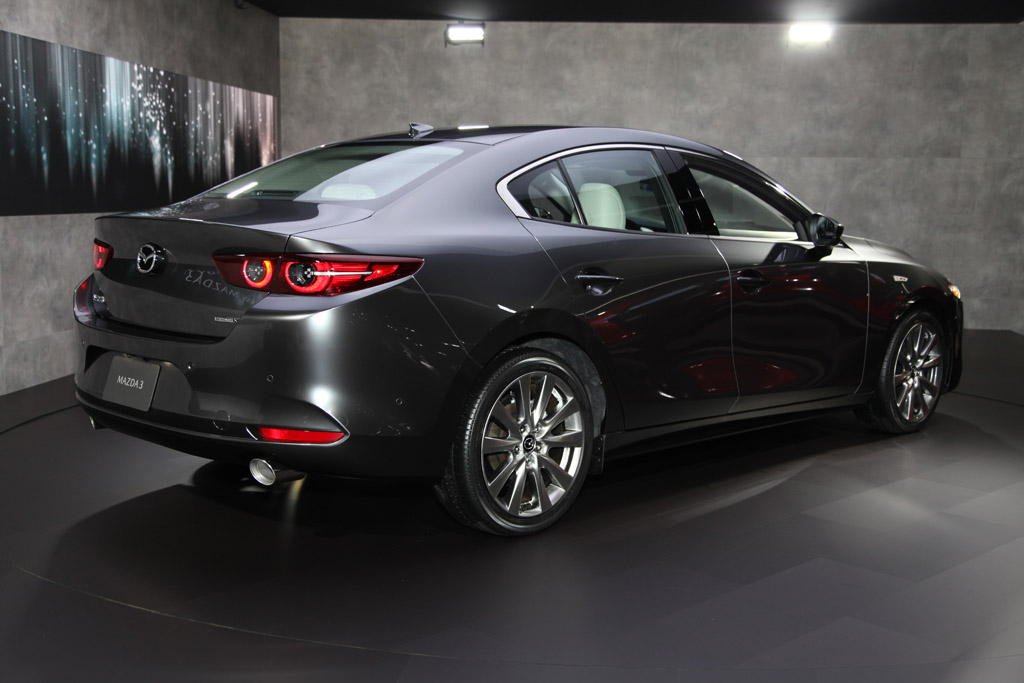 46 All New 2019 Mazda 3 Sedan Reviews