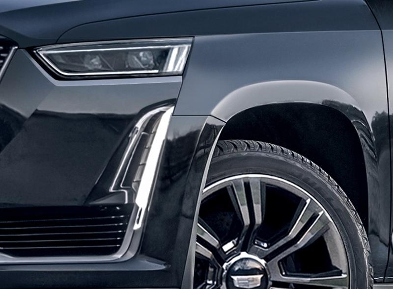 46 All New 2020 Cadillac Escalade Vsport History