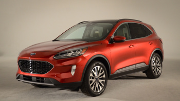 46 All New 2020 Ford Escape New Model and Performance