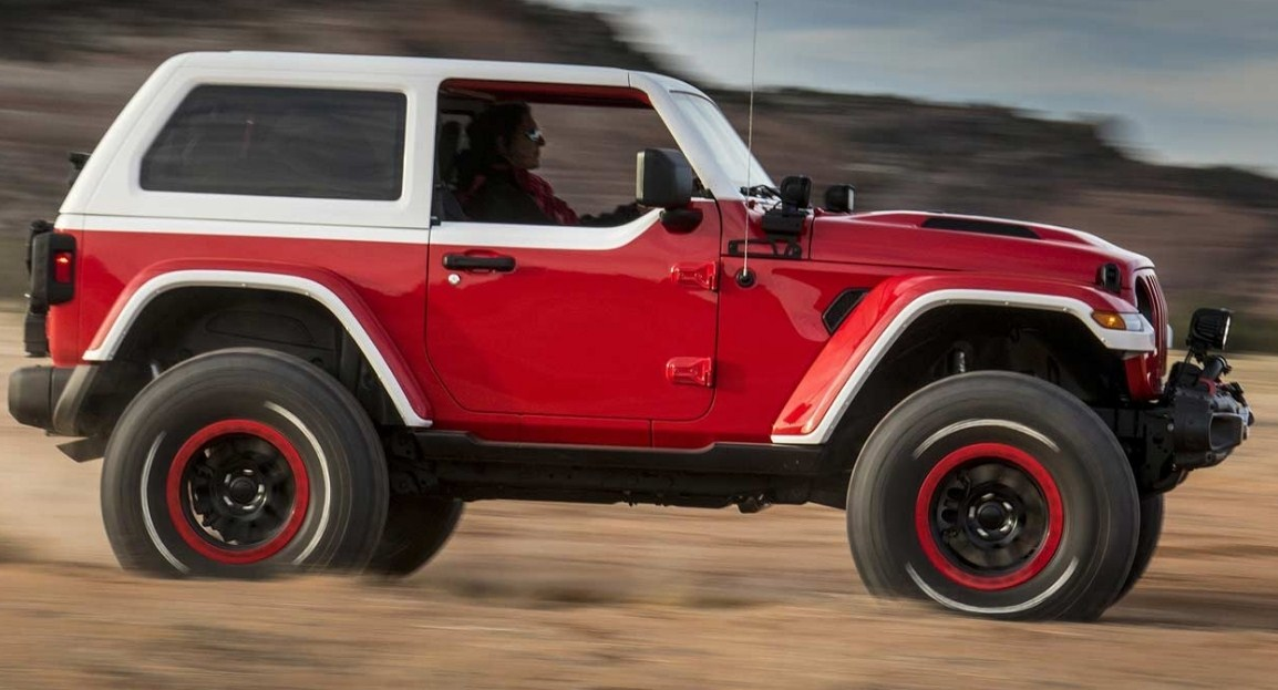 46 All New 2020 Jeep Jeepster Performance and New Engine