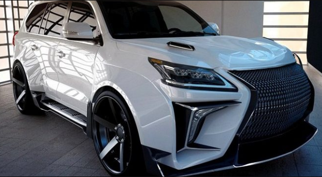 46 All New 2020 Lexus LX 570 Reviews