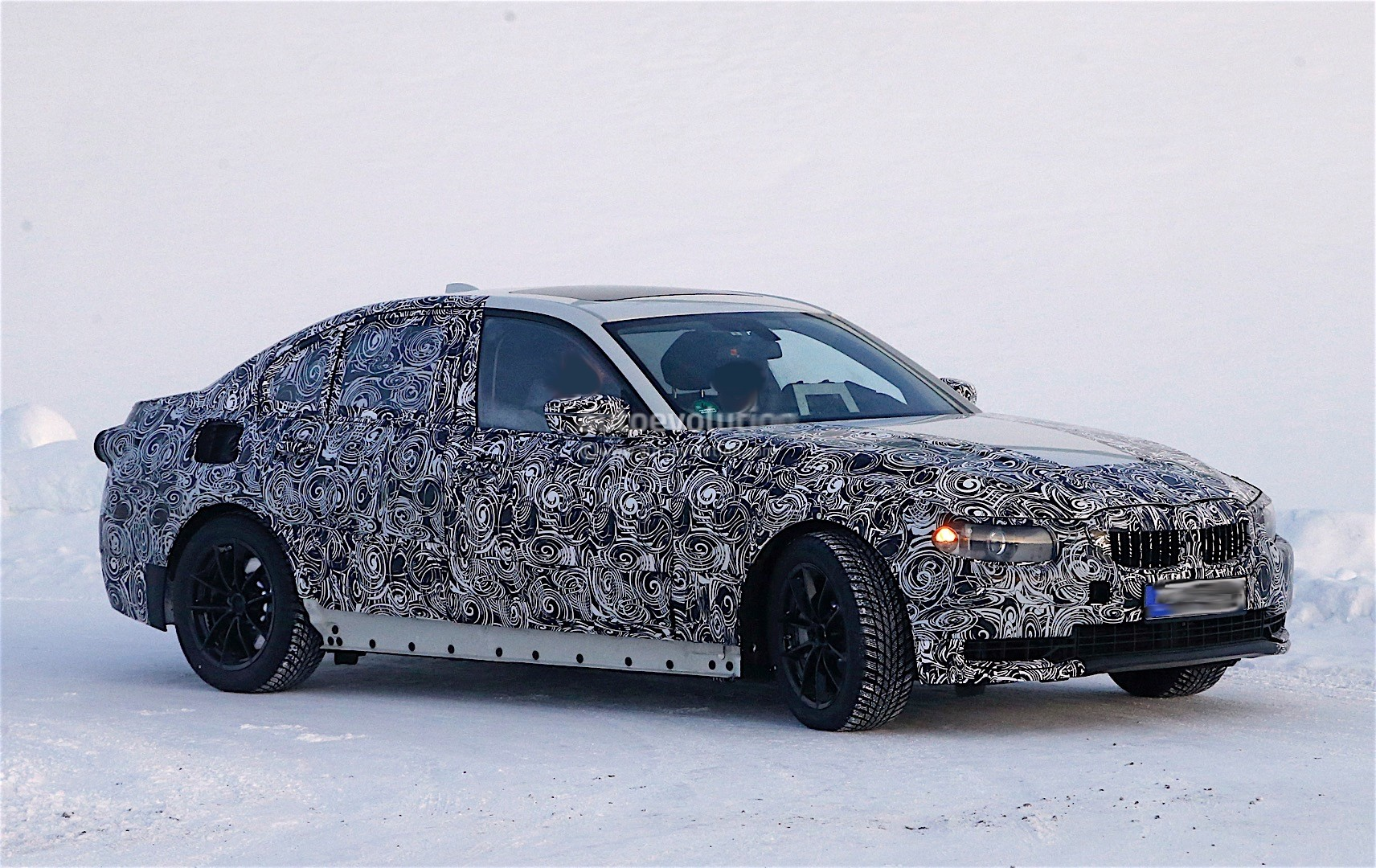 46 All New Spy Shots BMW 3 Series New Model and Performance