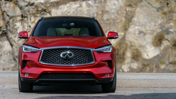 46 Best 2020 Infiniti QX50 Release Date and Concept
