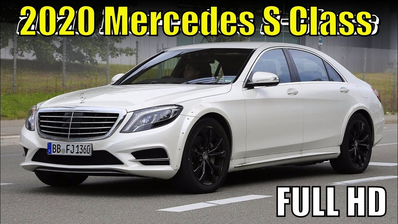 46 Best 2020 Mercedes S Class Performance