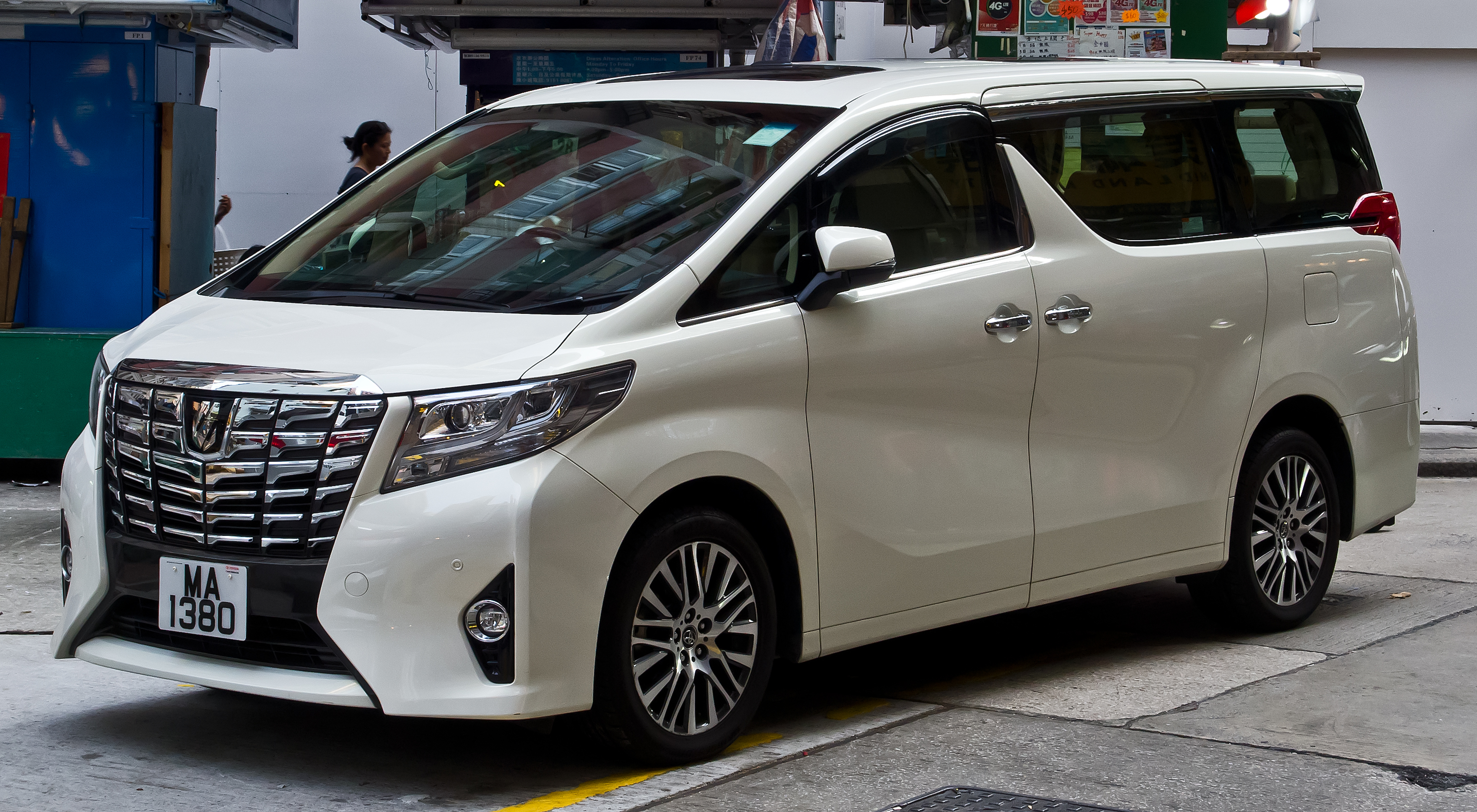46 New 2019 Toyota Alphard Performance and New Engine