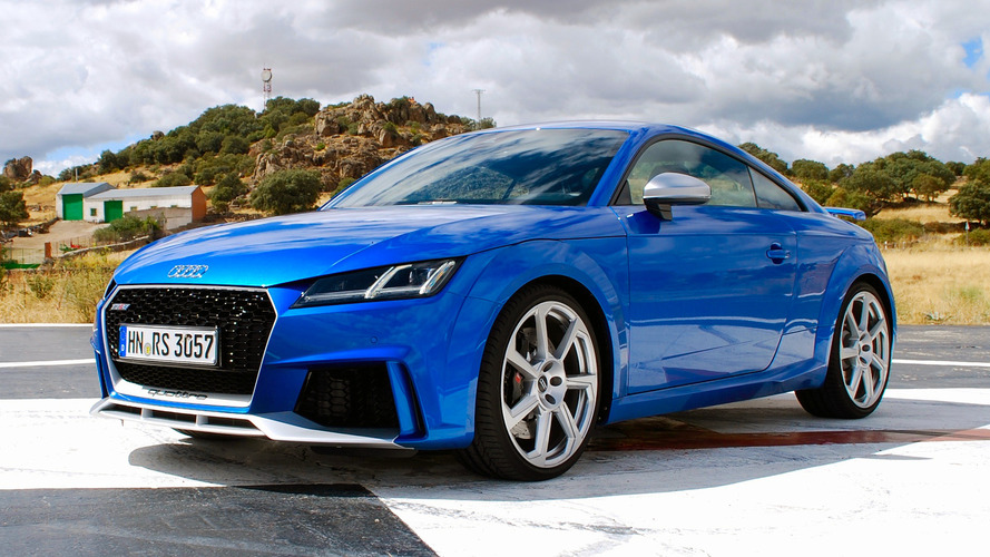 46 New 2020 Audi Tt Rs Performance and New Engine