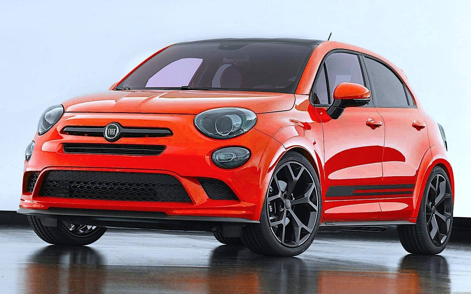 46 New 2020 Fiat 500X Review and Release date