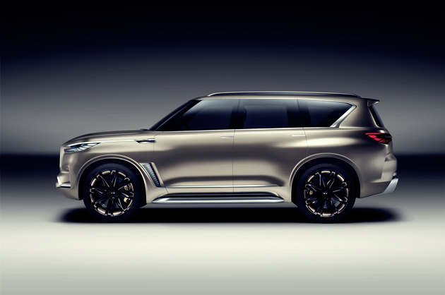 46 New 2020 Infiniti Qx80 Suv Model