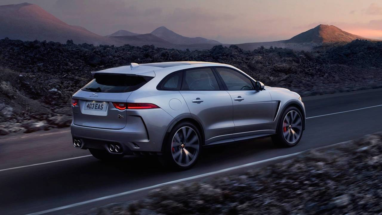 46 New 2020 Jaguar Suv Redesign