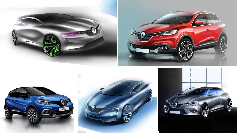46 New 2020 Renault Megane SUV First Drive
