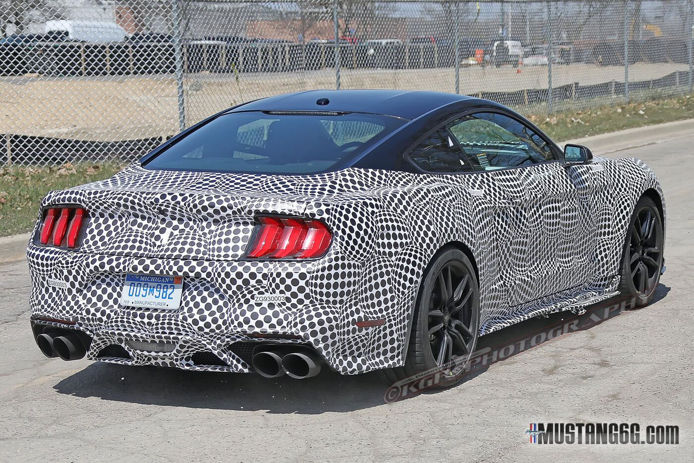 46 New Spy Shots Ford Mustang Svt Gt 500 Exterior