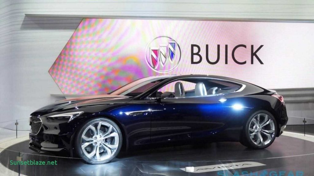 46 The 2019 Buick Lesabre Interior