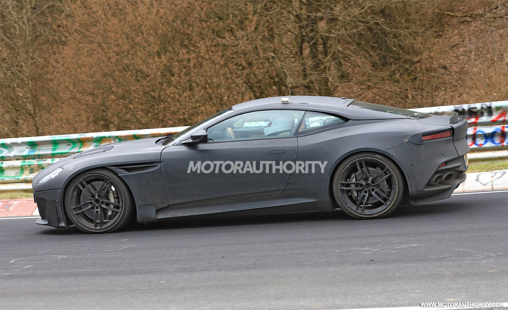 46 The 2020 Aston Martin Vanquish Photos