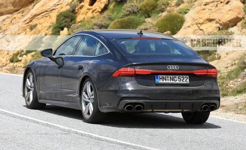 46 The 2020 Audi S7 History
