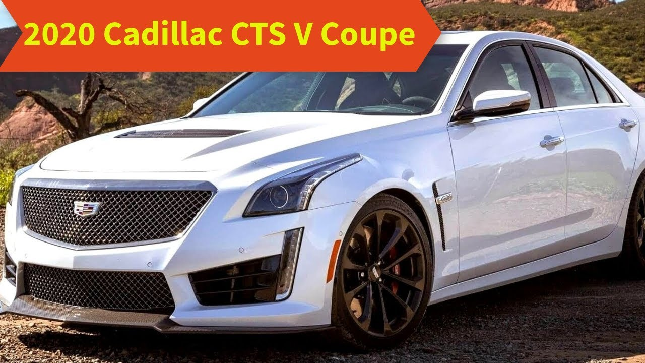 46 The 2020 Cadillac Cts V Coupe Price Design and Review