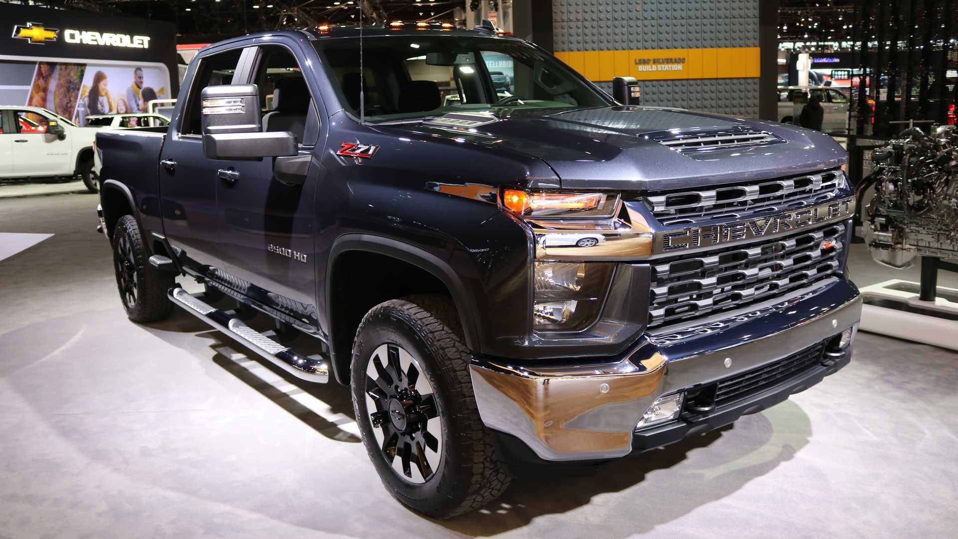 46 The 2020 Chevy Silverado Spy Shoot
