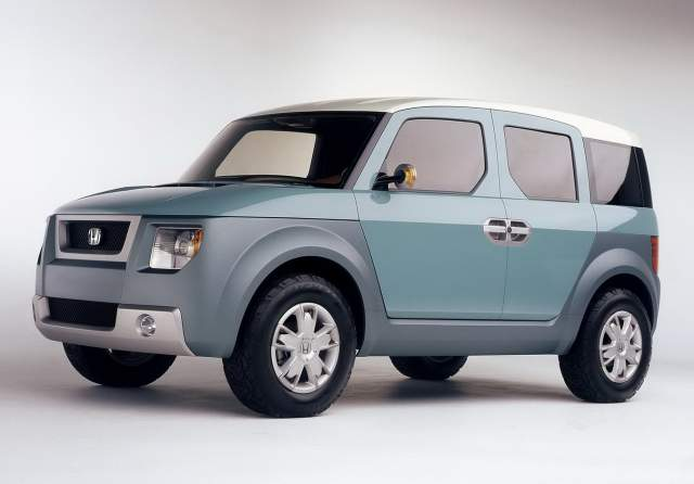 46 The 2020 Honda Element Review