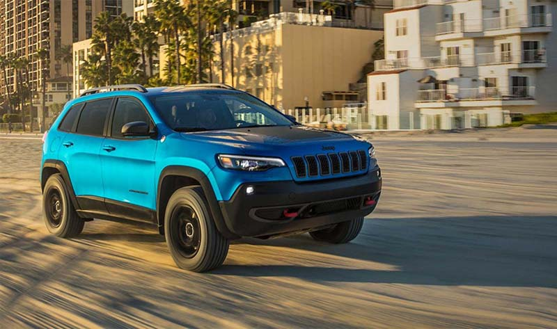 46 The 2020 Jeep Cherokee Picture