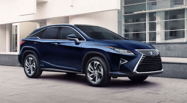 46 The 2020 Lexus RX 450h Concept