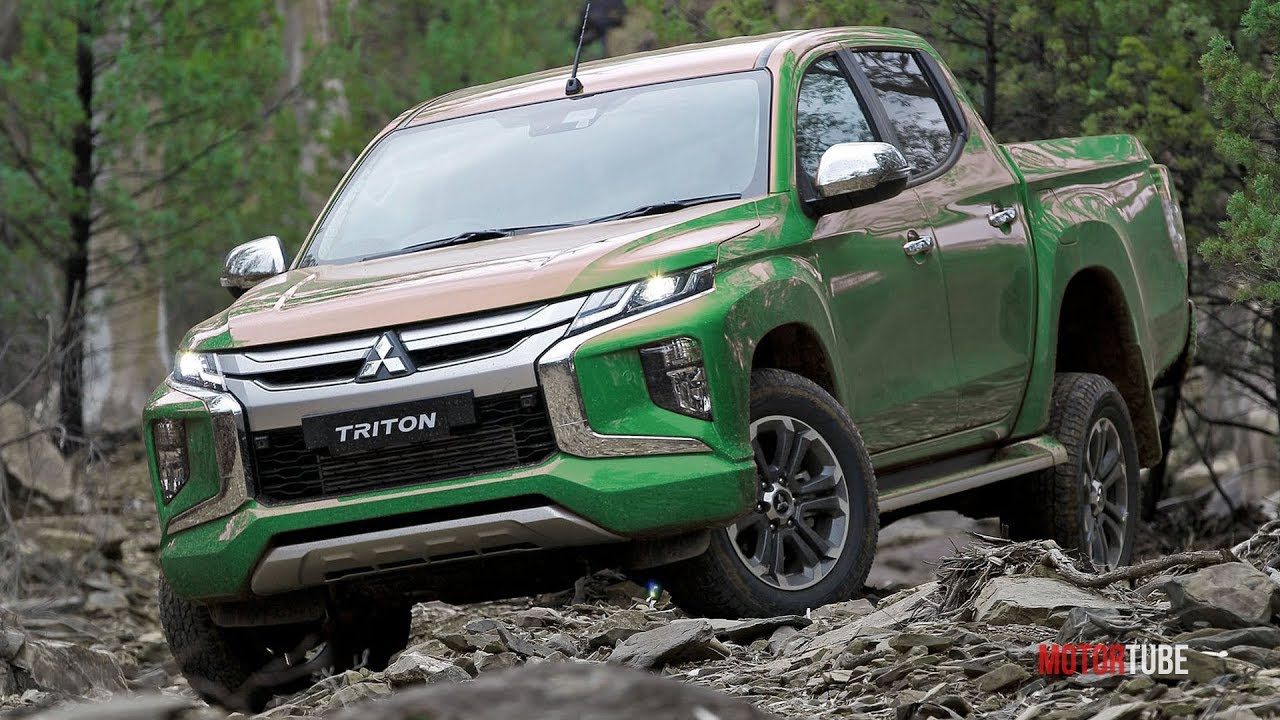 46 The 2020 Mitsubishi L200 Rumors