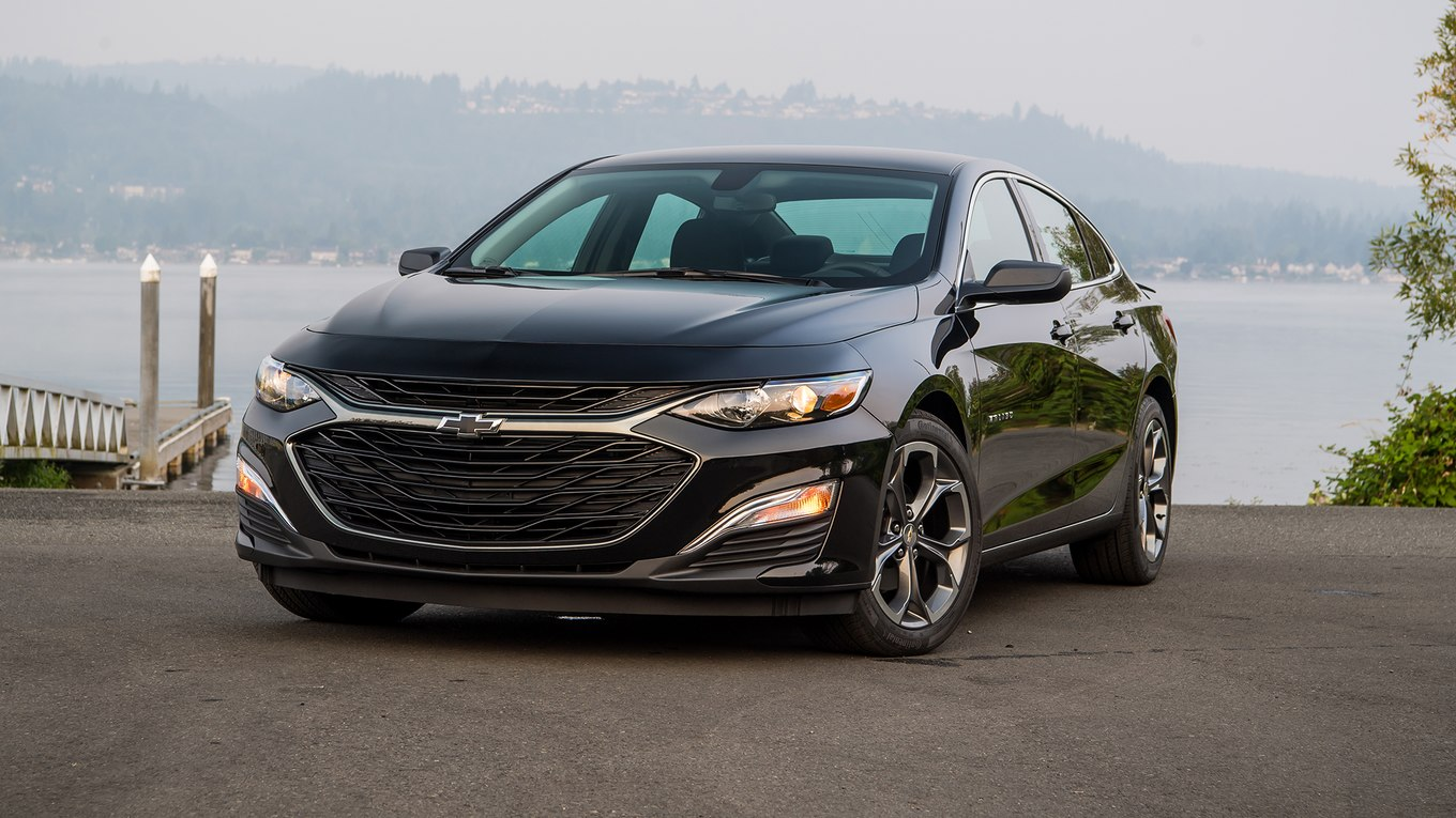 46 The Best 2019 Chevy Malibu Ss Release Date