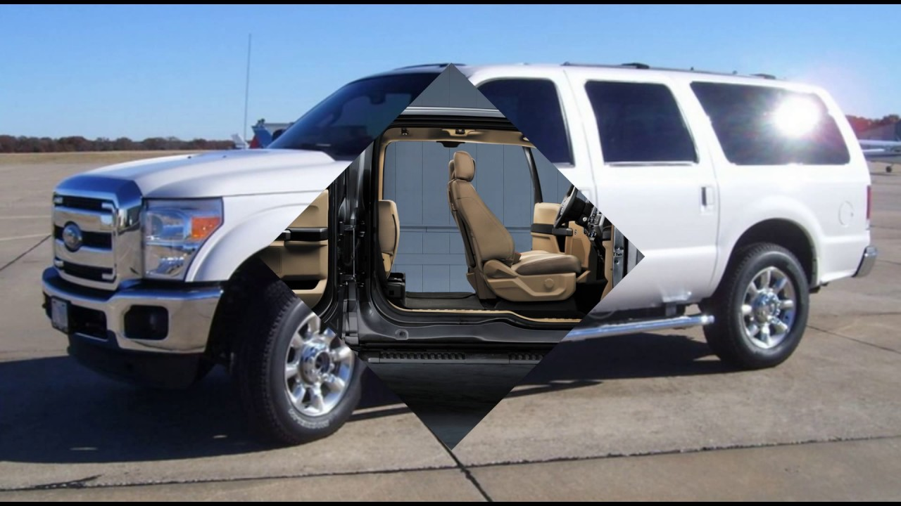 46 The Best 2019 Ford Excursion Diesel New Model and Performance