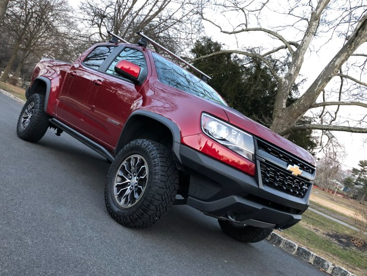 46 The Best 2020 Chevrolet Colorado Z72 Pricing