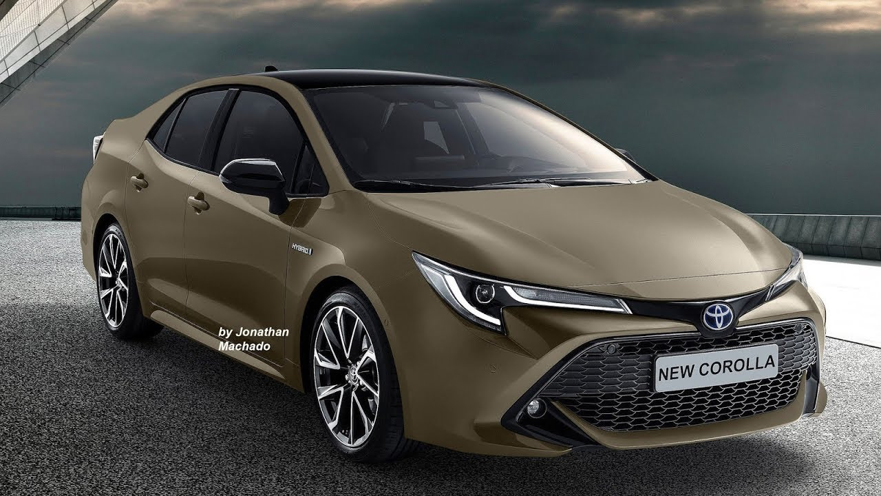 46 The Best 2020 Toyota Avensis Release