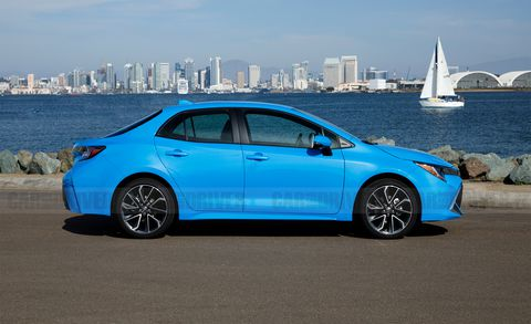 46 The Best 2020 Toyota Corolla Hatchback Wallpaper