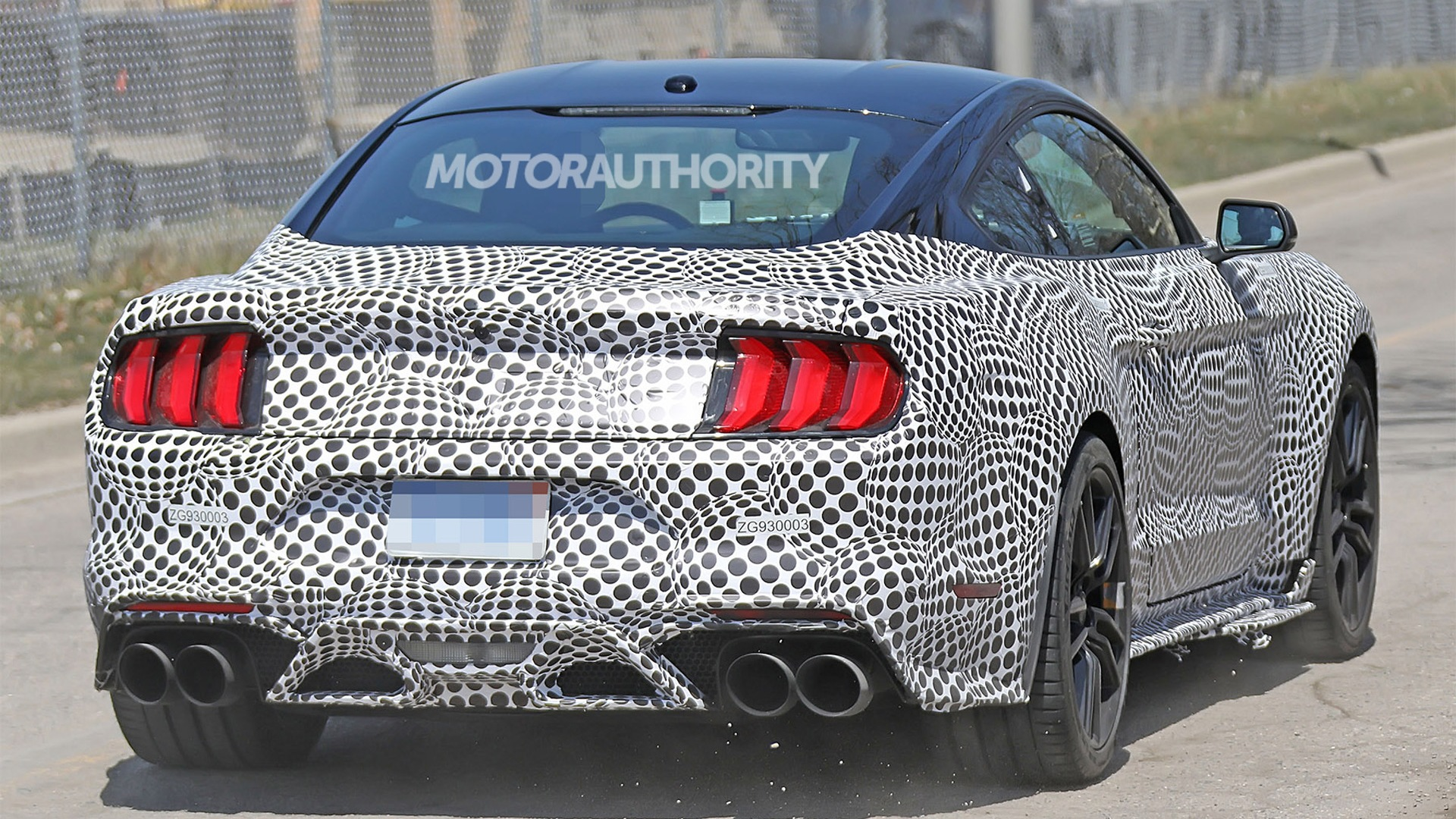 46 The Best Spy Shots Ford Mustang Svt Gt 500 Specs and Review