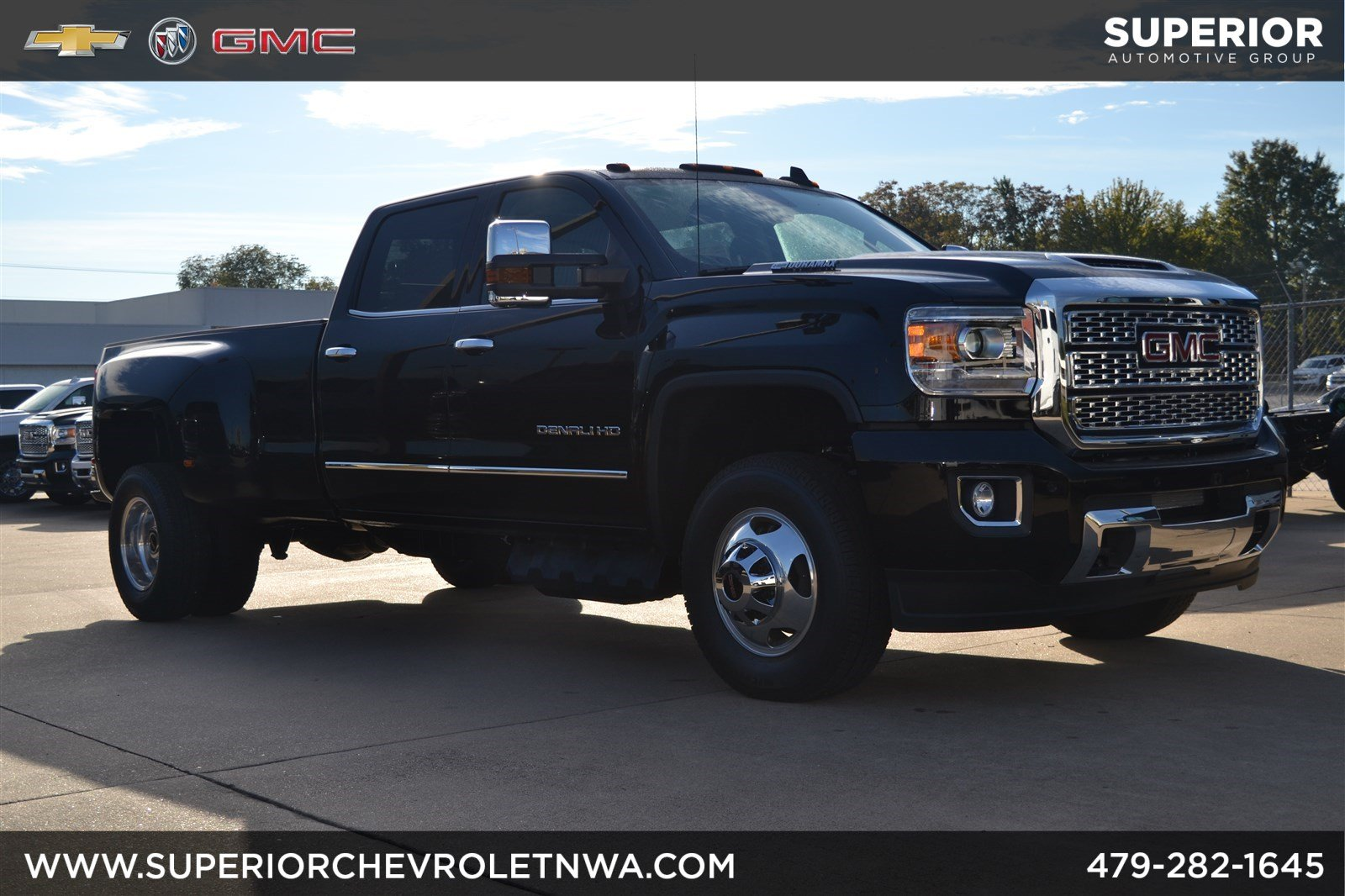 47 A 2019 GMC Denali 3500Hd Model