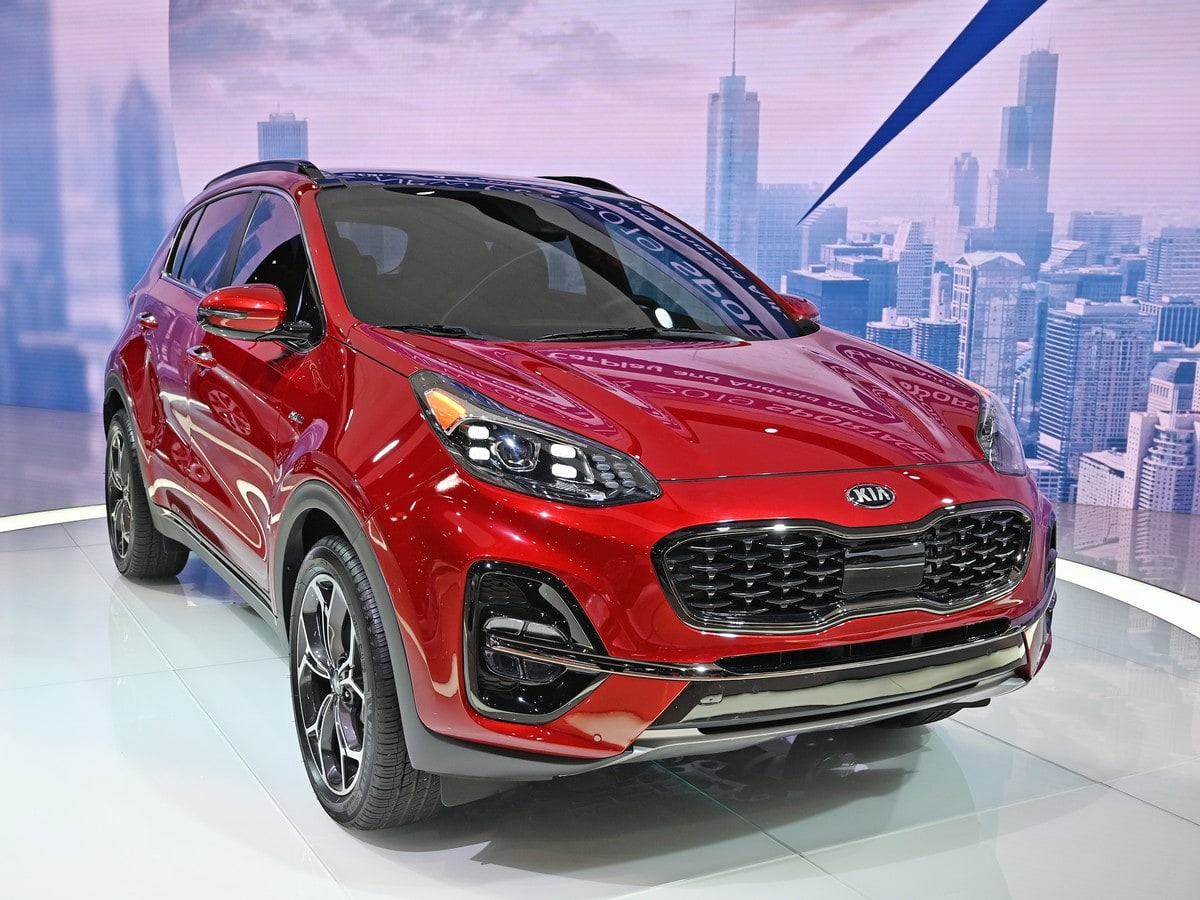 47 A 2020 Kia Sportage Redesign and Review