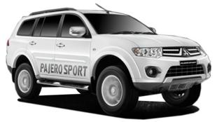 47 A Mitsubishi Pajero Exterior and Interior