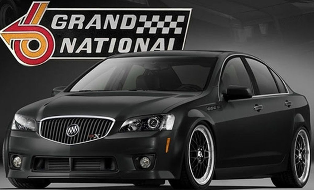 47 All New 2019 Buick Grand National Gnx Specs and Review
