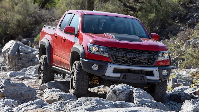 47 All New 2019 Chevrolet Colorado Z72 Release Date
