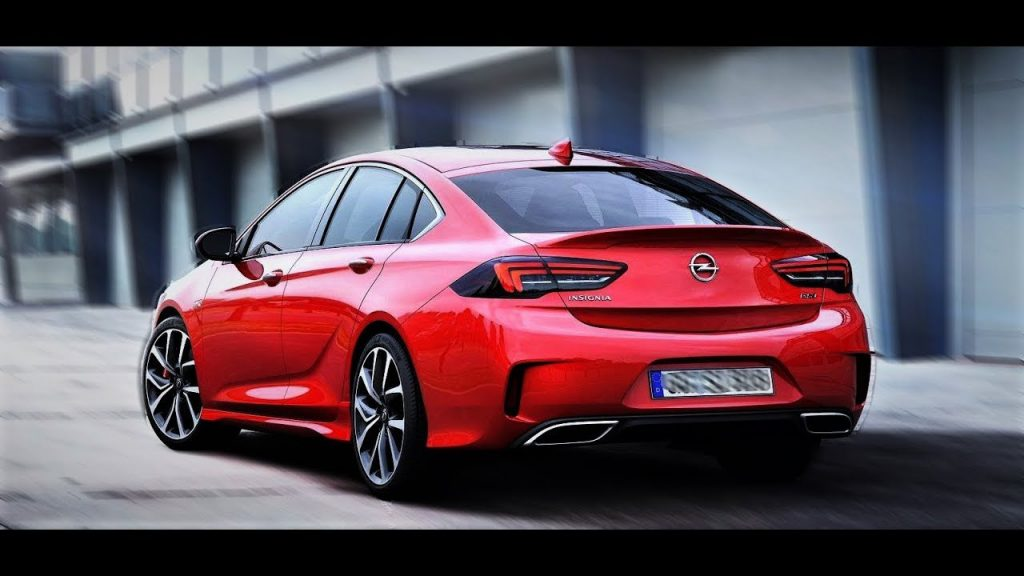 47 All New 2019 New Opel Insignia Redesign