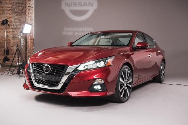 47 All New 2019 Nissan Altima Coupe Release Date