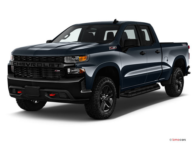 47 All New 2019 Silverado 1500 Performance and New Engine