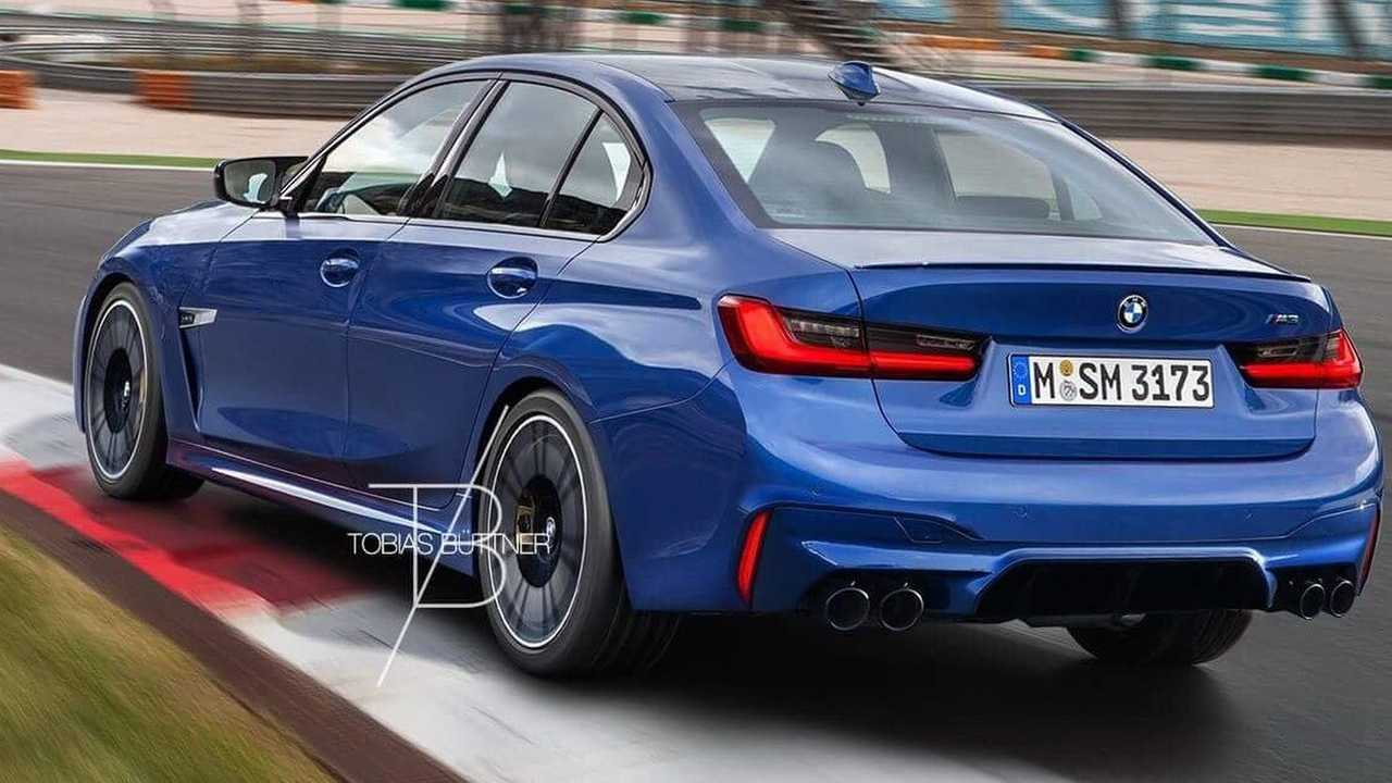 47 All New 2020 BMW M3 Performance