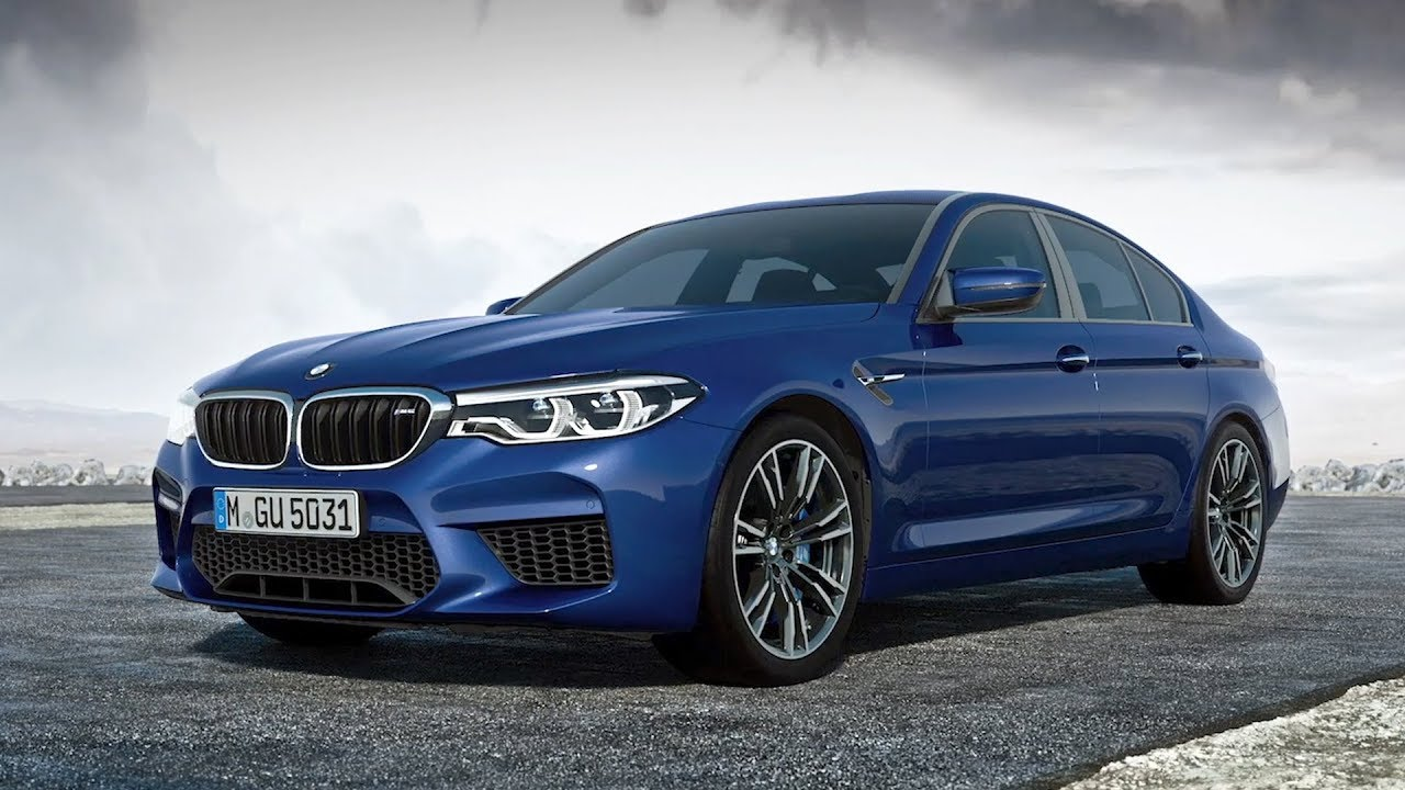 47 All New 2020 BMW M5 Xdrive Awd Release Date